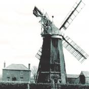 Sawtry Smock Mill