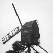 Alconbury Post Mill