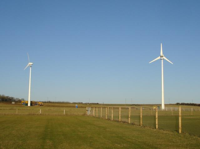 Endurance Wind Turbine