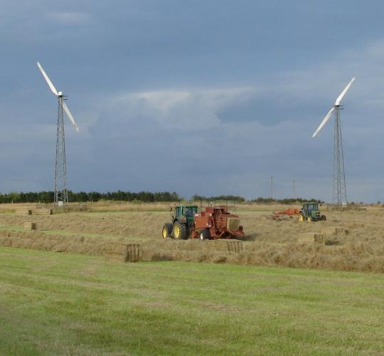Gaia Wind Turbines