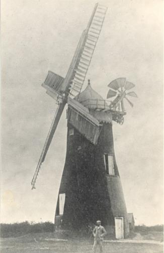 Spaldwick Tower Mill